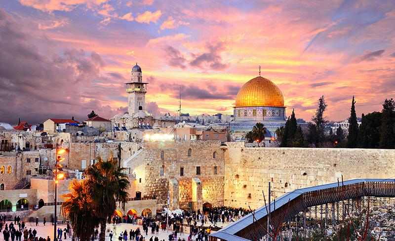 Израиль эконом<br>(8 дней / 7 ночей) Cтоимость на двоих с авиа перелётом