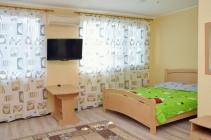 База отдыха Парадиз (Коблево, Украина) - полулюкс