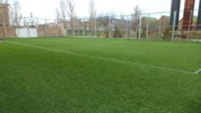 База отдыха Парадиз (Коблево, Украина) - спортивная площадка