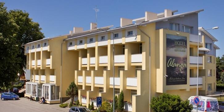 Отель Alanga 4* (8 дней\7 ночей) без завтрака с авиа  перелетом!